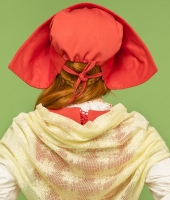 Костюм Красной шапочки для девушки взрослый женский