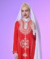 Арабский костюм для девушки в аренду