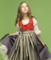Баварский костюм для девочки № 1
