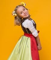 Баварский костюм для девочки № 2