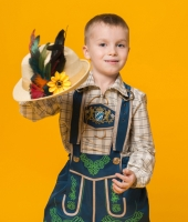 Баварский костюм для мальчика