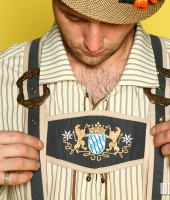Баварские мужские костюмы