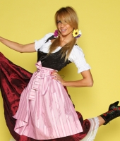 Баварский женский костюм № 1
