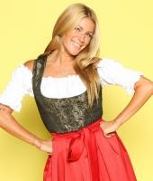 Баварский женский костюм № 6