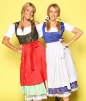 Баварский женский костюм № 6 и № 7
