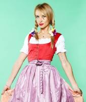 Баварский женский костюм № 2
