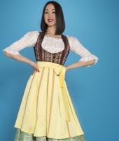 Баварский женский костюм № 3