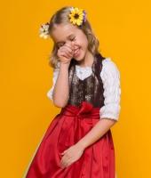 Баварский национальный костюм для девочки в прокат