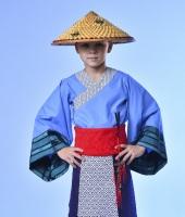Китайский национальный костюм для мальчика в прокат