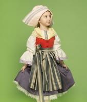 Французский национальный костюм для девочки в аренду