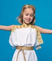 Греческий костюм для девочки в прокат