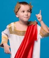 Костюм греческого бога для мальчика в аренду