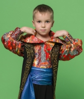 Цыганские костюмы для детей в аренду.