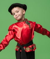 Русский народный костюм для мальчика в прокат