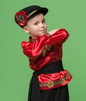 Русский народный костюм для мальчика в аренду