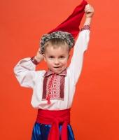 Украинский национальный костюм для мальчика в прокат