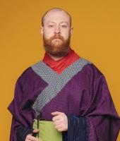 Мужской китайский костюм № 2
