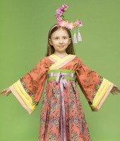 Китайский костюм для девочки
