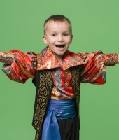 Цыганский костюм для мальчика