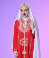 Arabian national costume for woman for rent