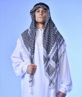 Arabian national costume for man for rent