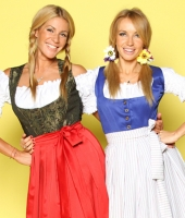 Bavarian (Oktoberfest, German) costume rentals.