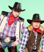 Cowboy (Western) costume rentals.