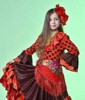 Gypsy costume rentals for children