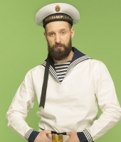 Russian Navy Uniform Sailor costume for rent