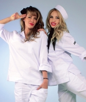 White US Navy Sailor costume rentals