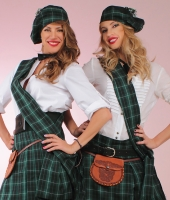 Scottish Kiltsman (Irish) costume rentals.