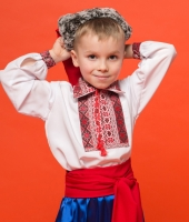 Ukrainian national costumes for rent.