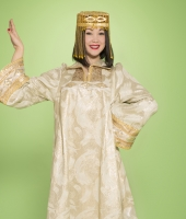 Uzbek (Sultan) costumes for rent.