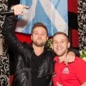 Ведущий шотландской вечеринки в фитнес-клубе «Зебра»