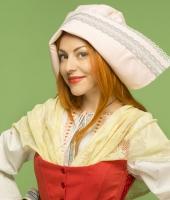 Французский женский национальный костюм