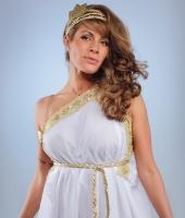Греческий женский костюм богини №2