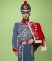 Гусарский костюм на прокат
