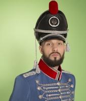 Костюм гусара напрокат в Москве.
