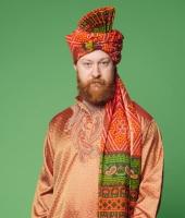 Мужской индийский костюм № 1