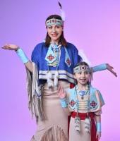 Индейские костюмы для девушек и девочек в прокат