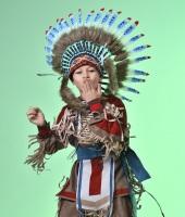 Индейский костюм для мальчика в прокат