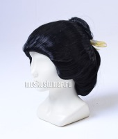 Японский парик гейши в продаже