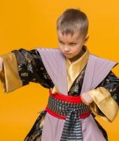 Японский костюм самурая на мальчика