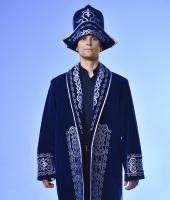 Казахский мужской костюм в аренду