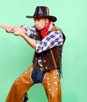 Ковбойский костюм № 2