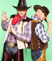 Ковбойские костюмы № 1 и № 2