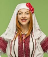 Молдавский национальный женский костюм