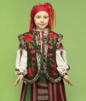Румынский национальный костюм для девочки