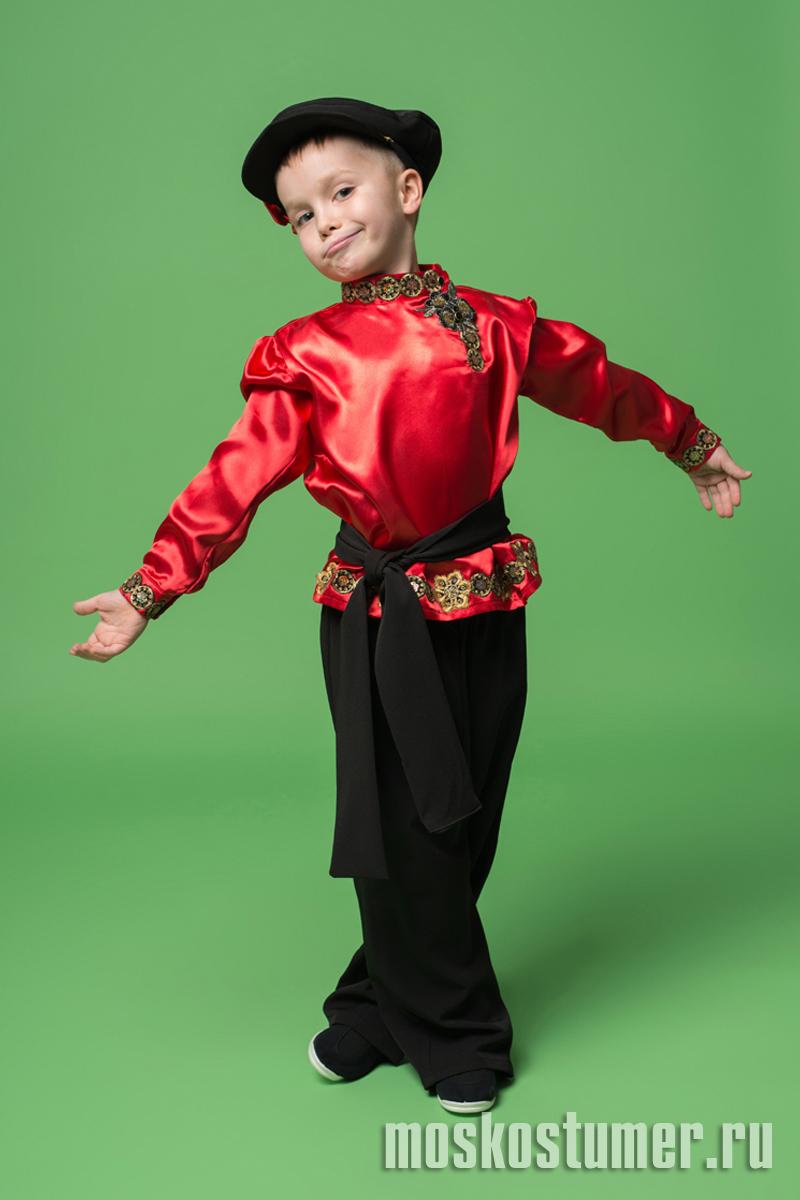 картинка для детей русский народный костюм