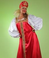 Русские народные костюмы в прокат в Москве.